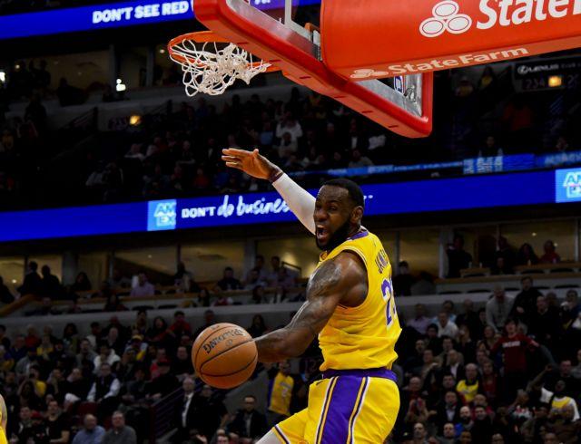 NBA : Ο «Βασιλιάς» ΛεΜπρόν στις δύο πρώτες θέσεις του Top 10   tovima.gr