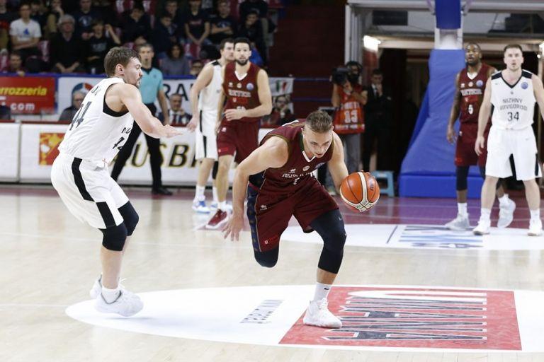 BCL : H Βενέτσια τη νίκη με +18, η Νίζνι την πρόκριση | tovima.gr