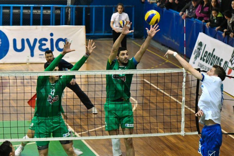 Volley League : Σε απολογία Παναθηναϊκός, ΠΑΟΚ και Φοίνικας Σύρου | tovima.gr