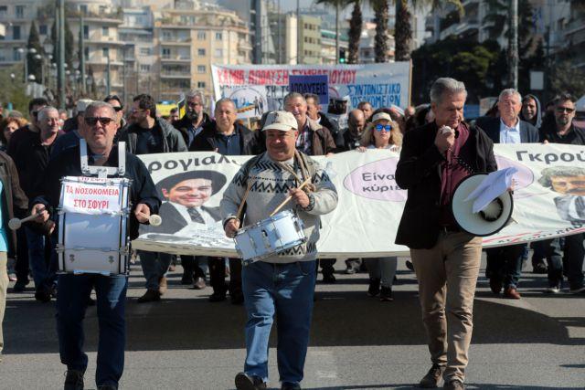 Πορεία ΠΟΕΔΗΝ στο κέντρο της Αθήνας – Ποιοι δρόμοι είναι κλειστοί | tovima.gr