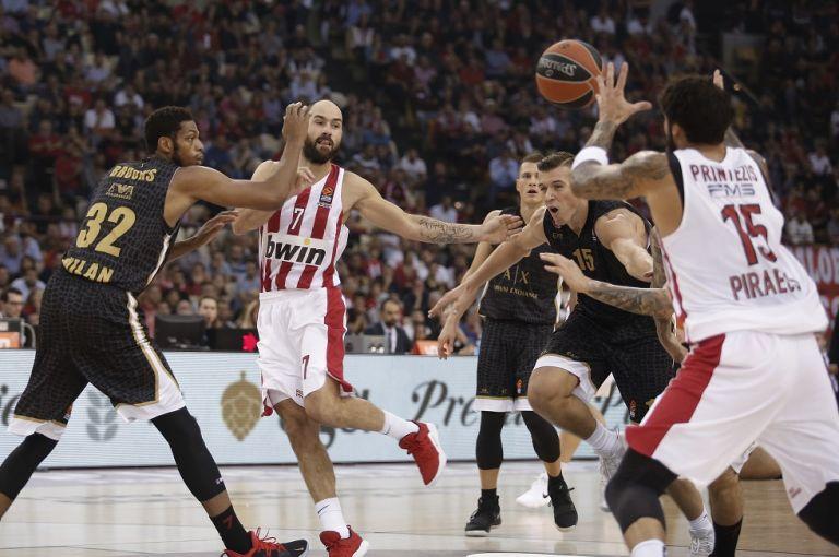 Ολυμπιακός: Έχει τον τρόπο του κόντρα στη Μιλάνο (vids) | tovima.gr