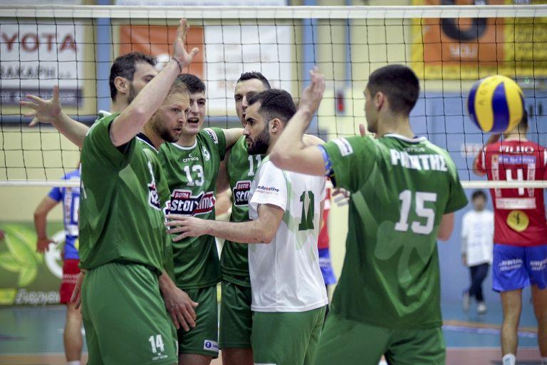 Φοίνικας Σύρου – Παναθηναϊκός 0-3 | tovima.gr