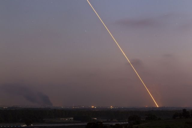 Τελ Αβίβ: Εκτοξεύτηκαν ρουκέτες από τη Γάζα | tovima.gr
