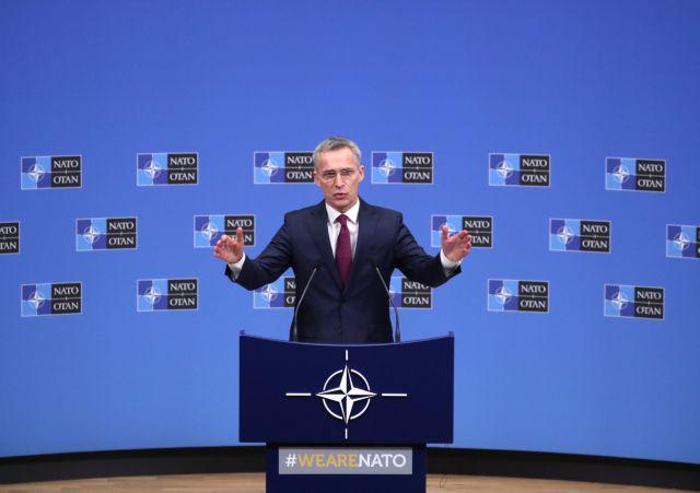 ΝΑΤΟ : Να τηρήσει η Γερμανία τις δεσμεύσεις της για τις αμυντικές δαπάνες | tovima.gr
