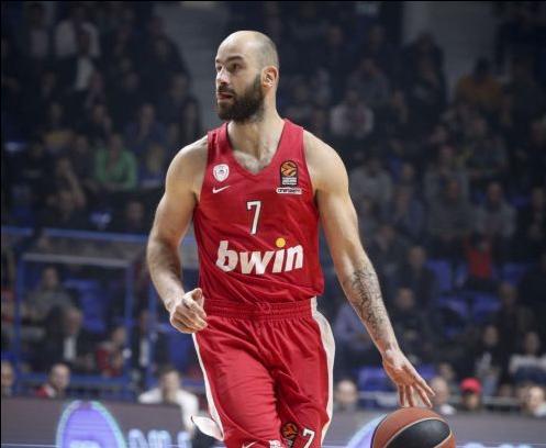 Αρμάνι – Ολυμπιακός : Γύρισε τον αστράγαλο ο Σπανούλης | tovima.gr
