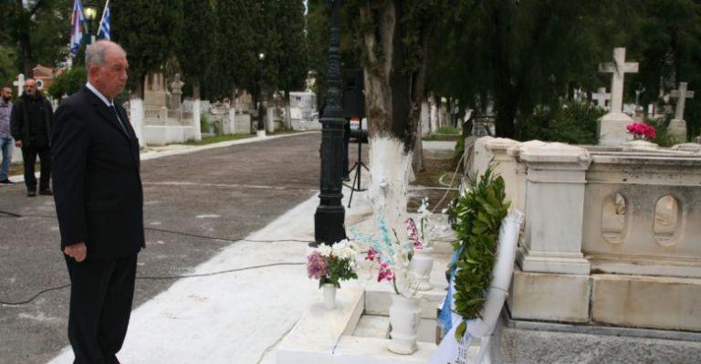 Eπιμνημόσυνη δέηση του Δήμου Πειραιά για τους αποβιώσαντες ευεργέτες της πόλης | tovima.gr