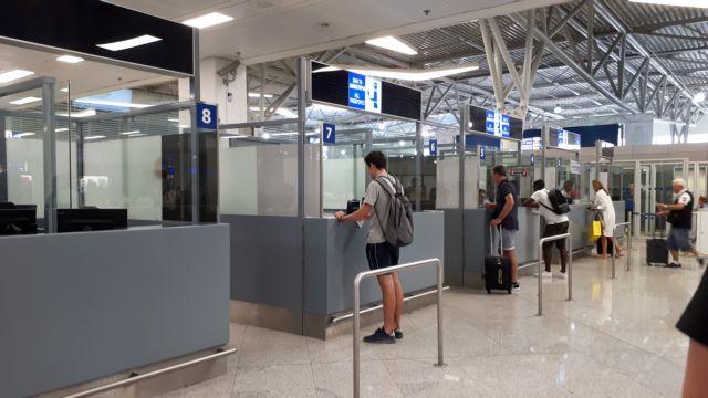 Ελ. Βενιζέλος: Τηλεφώνημα για αεροπειρατεία | tovima.gr