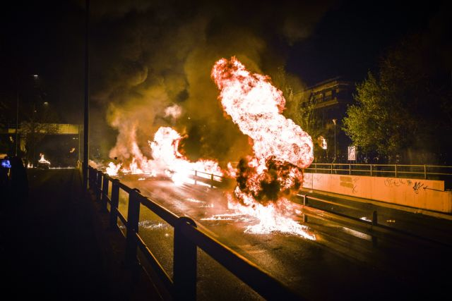 Ποινικός Κώδικας: Πλημμελήματα οι ενέργειες βομβιστών και εμπρηστών δασών | tovima.gr