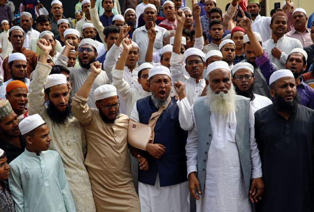 Νέα Ζηλανδία: Σοκαρισμένη μετά το μακελειό η μουσουλμανική κοινότητα | tovima.gr