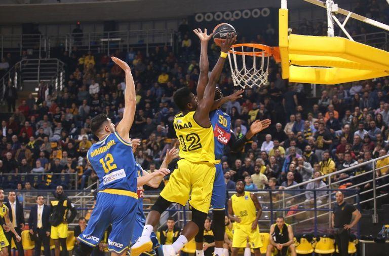 Basket League : Οι αριθμοί του Περιστέρι – Άρης | tovima.gr
