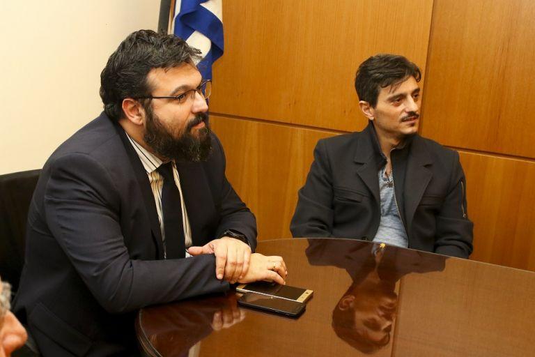 Έκτακτο : Αποχώρησε με ύβρεις από τη σύσκεψη ο Γιαννακόπουλος! | tovima.gr
