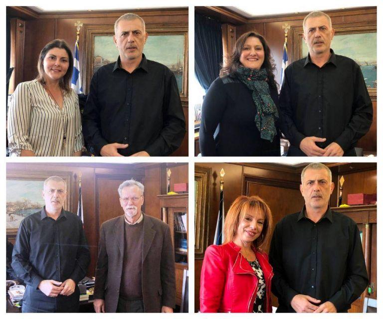 Νέα πρόσωπα με τον συνδυασμό «Πειραιάς Νικητής» και τον Γιάννη Μώραλη | tovima.gr