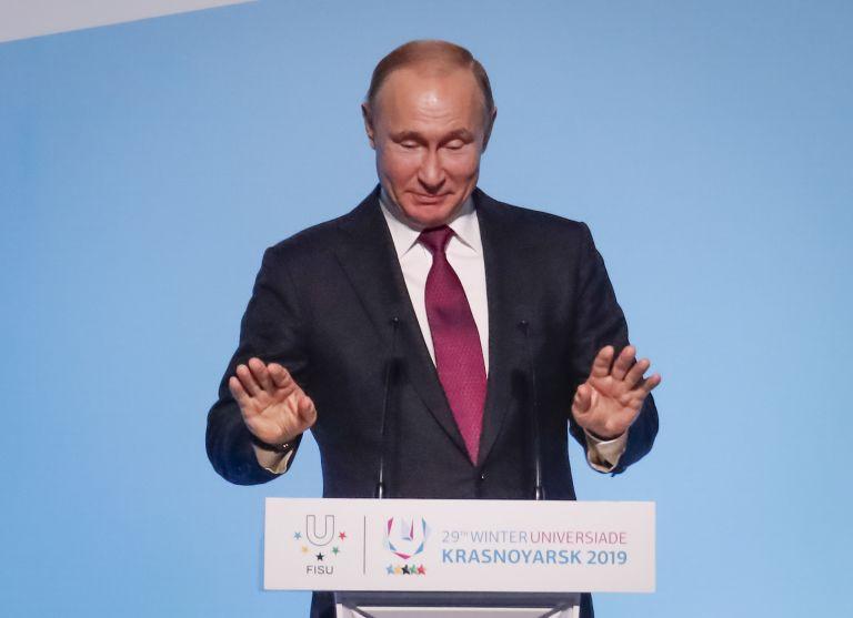 Με αντίποινα στην επιβολή νέων κυρώσεων από την ΕΕ απειλεί η Μόσχα | tovima.gr