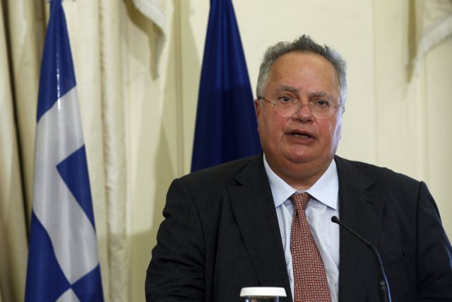 Κοτζιάς: Εθνικό συμφέρον να τερματιστεί η διαμάχη για το ονοματολογικό   tovima.gr