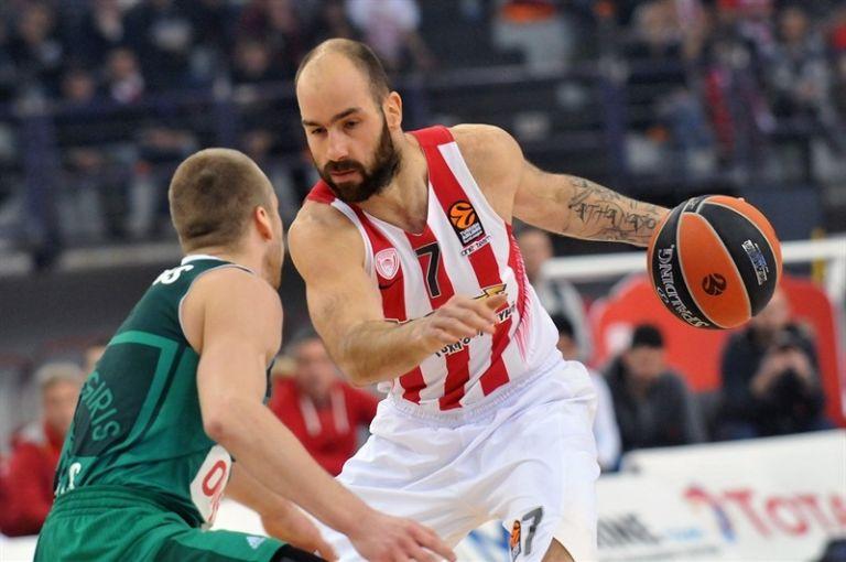 Χωρίς Σπανούλη στους τέσσερις «τελικούς» ο Ολυμπιακός | tovima.gr