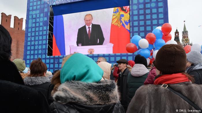 Πέντε χρόνια από την προσάρτηση της Κριμαίας | tovima.gr