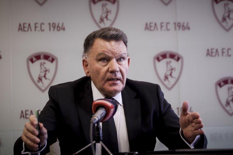 Κούγιας: Αν δεν υπήρχα εγώ, ο ΠΑΣ θα έπαιζε ακόμα με την Κρανούλα και θα έκανε προπόνηση σε χωράφι | tovima.gr
