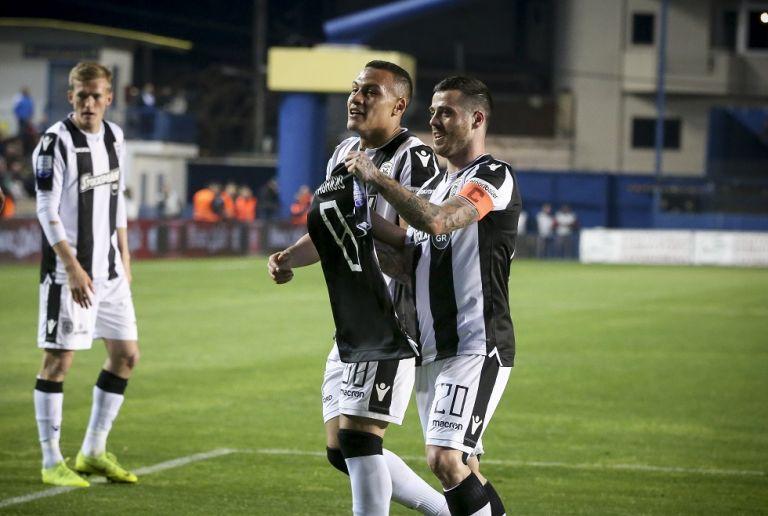 Η αφιέρωση των παικτών του ΠΑΟΚ στον Μαουρίσιο | tovima.gr