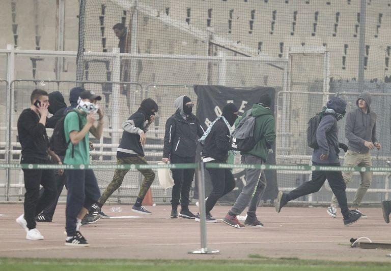 Όπως το 2012: 0-1 ο Ολυμπιακός, επεισόδια και διακοπή   tovima.gr