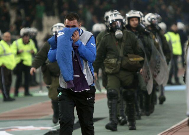 Συνδικαλιστές ΕΛ.ΑΣ: Να φύγει τώρα η Αστυνομία από τα γήπεδα-αρένες | tovima.gr