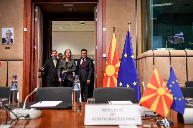 Μογκερίνι: Τον Ιούνιο η έναρξη των ενταξιακών διαπραγματεύσεων για τα Σκόπια | tovima.gr