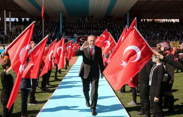 Ερντογάν: Δεν υπάρχει Κωνσταντινούπολη, υπάρχει «Ισλαμπόλ» | tovima.gr