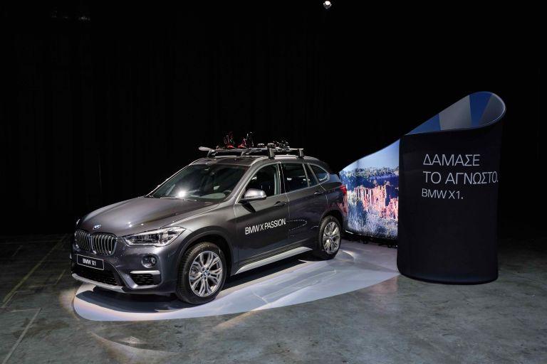 Η Αθήνα υποδέχθηκε με ενθουσιασμό το BMW X Passion | tovima.gr