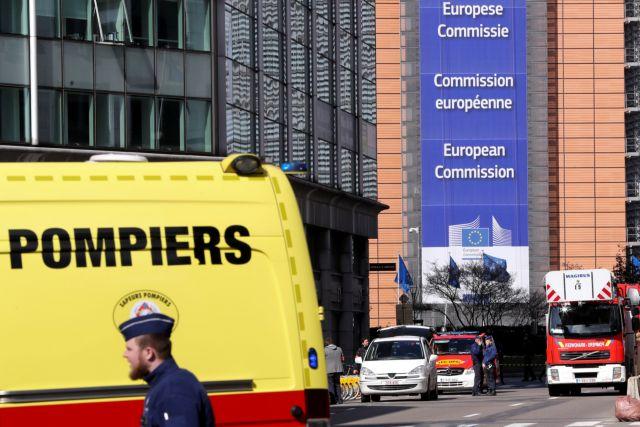 Λήξη συναγερμού στις Βρυξέλλες μετά την απειλή για βόμβα   tovima.gr