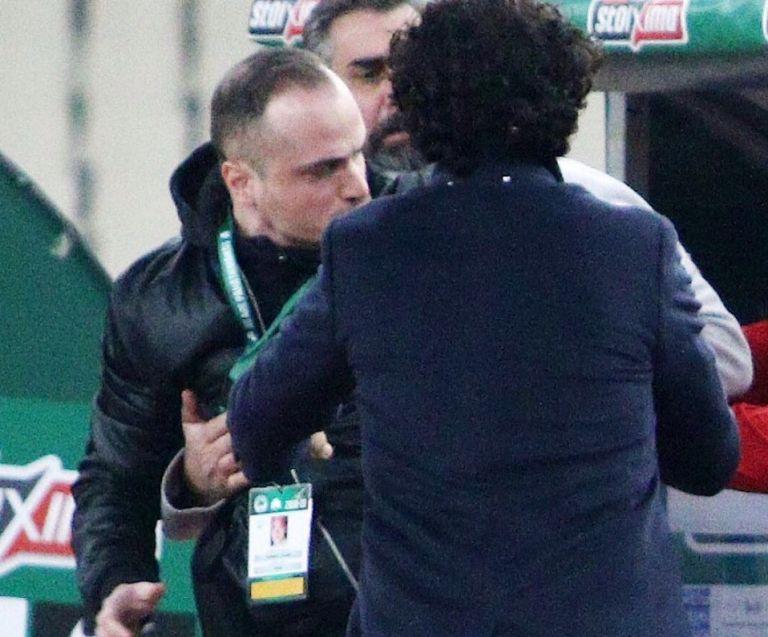 Απόδειξη: Με διαπίστευση του ΠΑΟ ο χούλιγκαν που επιτέθηκε στον πάγκο | tovima.gr