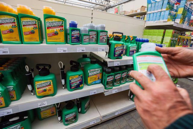 2η καταδίκη του Roundup για καρκίνο αγρότη στις ΗΠΑ – 8 δισ € στοίχισε στη μετοχή της Bayer | tovima.gr