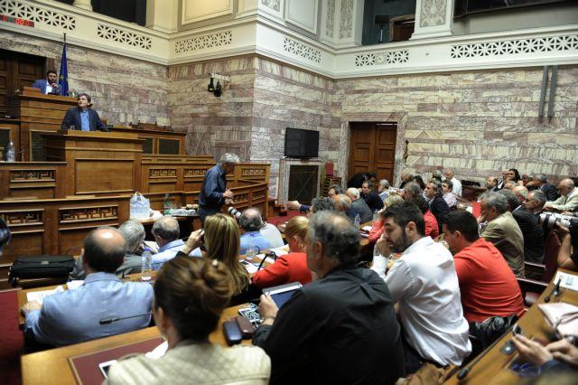 Βουλευτές ΣΥΡΙΖΑ: Ανεπιθύμητοι λόγω Μακεδονικού | tovima.gr