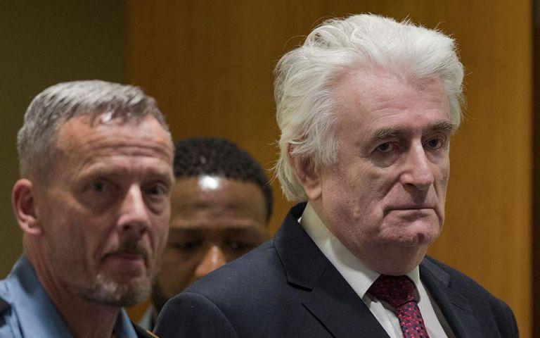 Ισόβια στον Κάρατζιτς για τη σφαγή της Σρεμπρένιτσα | tovima.gr