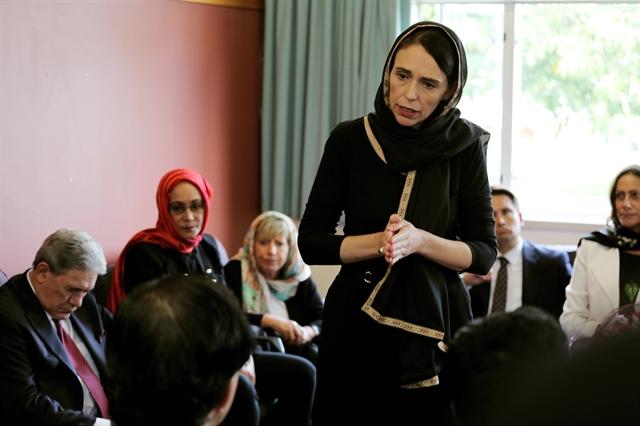 Τζασίντα Αρντερν, η «μητέρα» της Νέας Ζηλανδίας | tovima.gr