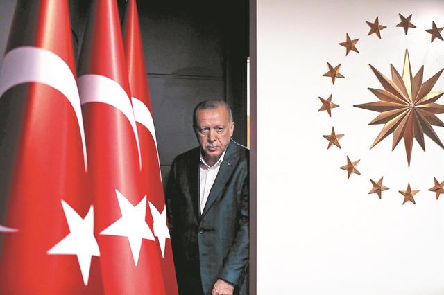 Η αρχή του τέλους της παντοκρατορίας Ερντογάν | tovima.gr