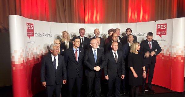 Γεννηματά: «Ψήφο Αλλαγής για την Ευρώπη και την Ελλάδα» ζήτησε από τις Βρυξέλλες | tovima.gr