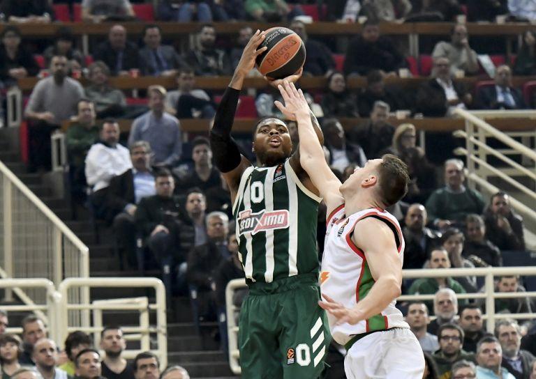 Παναθηναϊκός: MVP ο Ντεσόν Τόμας | tovima.gr