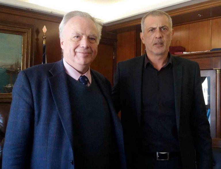 O κ. Θεόδωρος Κόντες της Ένωσης Εφοπλιστών Κρουαζιεροπλοίων στον «Πειραιά Νικητή» | tovima.gr