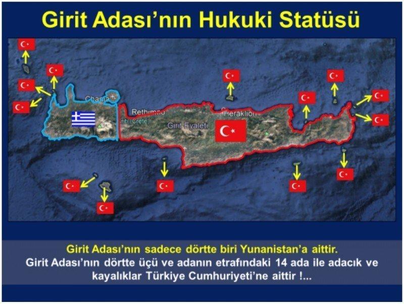 3231979405b Αξιωματούχος της Τουρκίας δημοσιεύει χάρτη που εμφανίζει ως τουρκικά ...