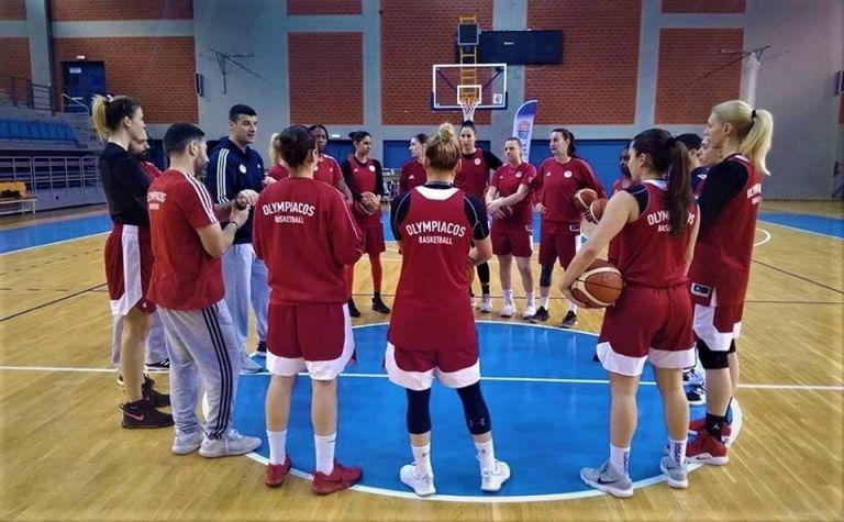 Ολυμπιακός: Ετοιμος για τον ημιτελικό με τον Παναθηναϊκό (pics) | tovima.gr