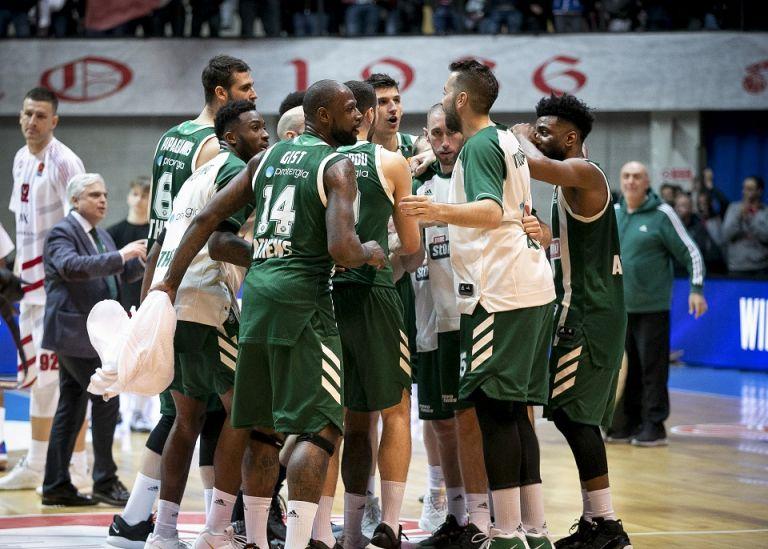 Παναθηναϊκός: Σημείωσε τέσσερις συνεχόμενες εκτός έδρας νίκες μετά από 13 χρόνια | tovima.gr