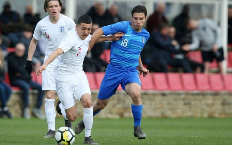 Τεράστια νίκη της Εθνικής Νέων στην Αγγλία | tovima.gr