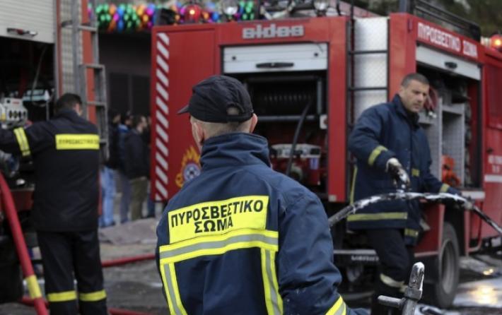 Φωτιά σε υπόγειο πάρκινγκ πολυκαταστήματος στον Κηφισό | tovima.gr