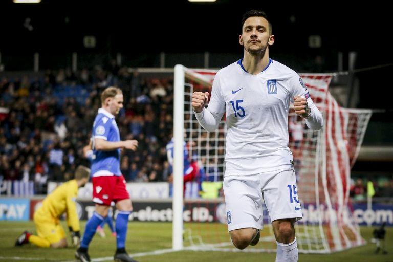 Τα όμορφα γκολ και οι φάσεις της Εθνικής | tovima.gr