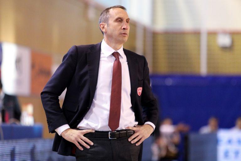 Μπλατ: «Δεν πιστεύω στην τύχη, εάν κάνουμε τη δουλειά μας όλα θα πάνε καλά κόντρα στη Ζαλγκίρις» | tovima.gr