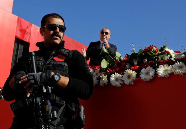 Ερντογάν: Στοχεύει πλέον και τους τραπεζίτες | tovima.gr
