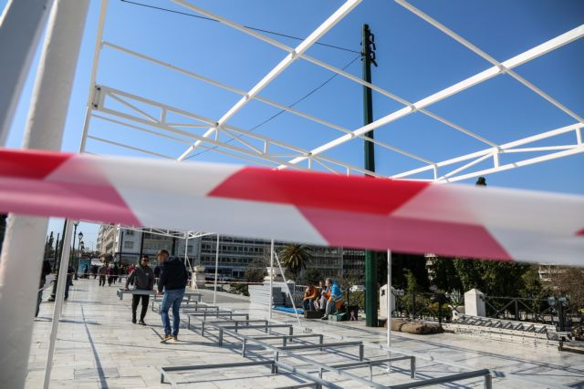 Φοβούνται τσολιάδες, drones ακόμη και τους… κανονιοβολισμούς στον Λυκαβηττό! | tovima.gr