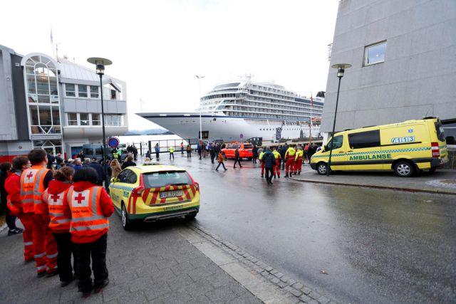 Νορβηγία: Τέλος στην περιπέτεια του Viking Sky | tovima.gr
