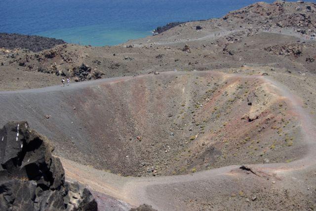 Σαντορίνη – Καλντέρα: Φωτογραφήθηκε για πρώτη φορά ο μαγματικός θάλαμος του ηφαιστείου | tovima.gr