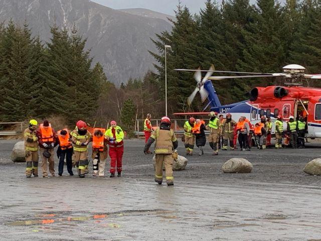 Θρίλερ στη Nορβηγία: Ολονύχτια επιχείρηση εκκένωσης του κρουαζιερόπλοιου | tovima.gr
