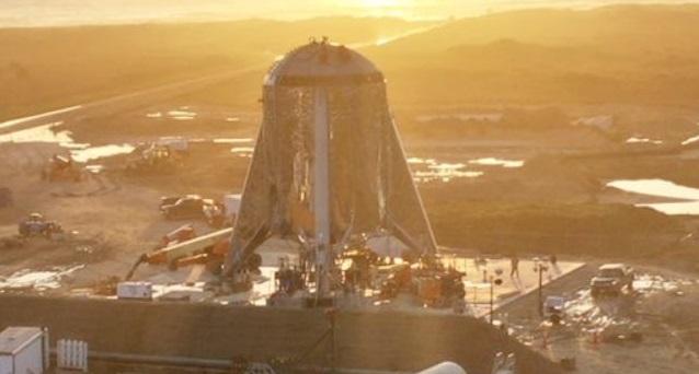 Τις πρώτες δοκιμές για το νέο του διαστημόπλοιο ετοιμάζει ο Έλον Μασκ | tovima.gr